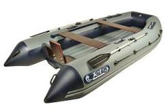 Лодка Надувная Reef 390JET Туннель