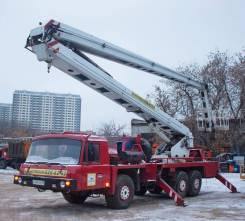 Tatra. Автовышка 28 метров (Татра 815 мр 2), 15 825куб. см., 28,00м.