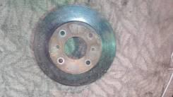 Тормозной диск передний Nissan Primera P11, Bluebird U14