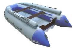 Лодка Надувная Reef Тритон 340НД Фальшборт