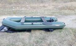 Лодка ПВХ Таймыр 320 К (киль)