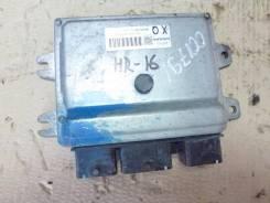 Блок управления ДВС Nissan HR16