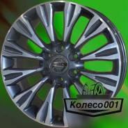 Новые литые диски -6673 R22 6/139.7 GMF