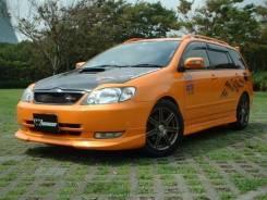 "Комплект Аэрообвесов ""TRD"" Toyota Corolla Fielder 121-124 (00-04г)"