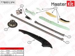 Комплект цепи ГРМ |В наличии на складе! Master KiT 77B0013FK