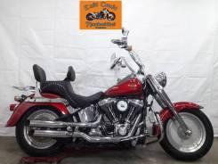Harley-Davidson Fat Boy FLSTFI, 2001