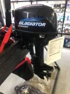 Продам лодочный мотор Gladiator G 9.8 FHS