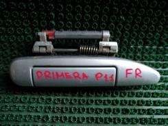 Ручка двери внешняя Nissan Primera, P11 передняя правая