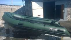Продам лодку Shturman 3.80 м ПВХ