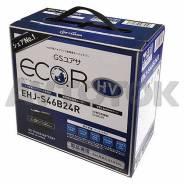 Японский Аккумулятор GS Yuasa ECO. R HV S46B24R AGM емк.46А/для гибрида