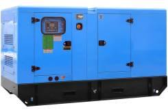 Дизельный генератор ТСС АД-100С-Т400-1РКМ5 в шумозащитном кожухе