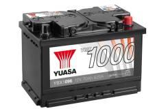 Японский Аккумулятор YBX 1096 70 А/Ч 620А в АвтоТоке