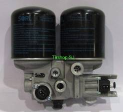 4324311910 Осушитель Wabco на два фильтра (Р/К 2.94415 или 4324310022). DAF Renault Volvo. Под заказ