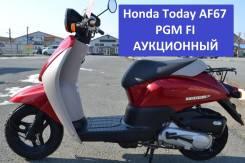 Honda Today. 49куб. см., исправен, птс, без пробега