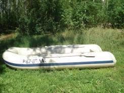 Лодка надувная моторно-гребная НДНД Ротан 380