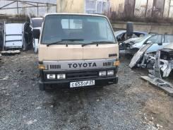 Toyota Dyna, 1986