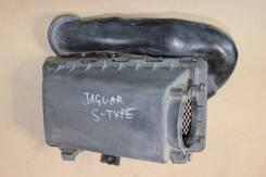 Корпус воздушного фильтра. Jaguar S-type, X200 AJ25, AJ30, AJ8FT