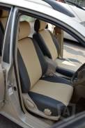 Чехлы из экокожи Toyota Allex / Runx/ Fielder со столиком (трансформер) 2001-2006