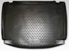 Коврик в багажник Toyota Rush 2006-2018 / Be-Go / Terios (полиуретан, с бортом)