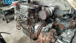 Судовой стационарный двигатель