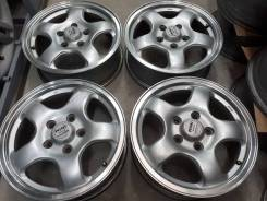 "Красивые литые диски Mini spoke 15"" (5*114.3) 5.5j et+42 цо67.1мм"