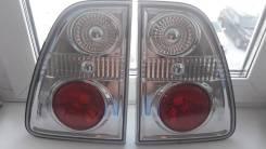 Комплект тюнинговых стоп-сигналов на Toyota Land Cruiser 100 1998-2007