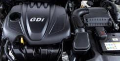 Двигатель в сборе. Kia Optima, JF, TF Kia Sportage, QL, SL Hyundai Santa Fe, DM G4KJ, FE, G4KK, G4KE, FEDOHC, FET. Под заказ