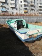 Лодка японская рыболовная
