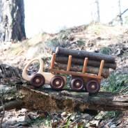 Услуги лесовоза, трубовоза