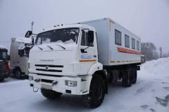 КамАЗ. Вахтовый автобус (северный пакет) Камаз Автобус 5328BX, 28 мест