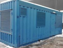 Дизельная электростанция 500 (кВт) GMGen GMV440.