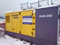 Дизель-генератор Atlas Copco QAS б/у 200 кВт.