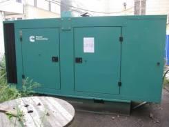 150 кВт электрогенератор дизельный Cummins C200D5 с пробегом.