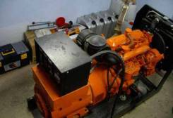 Дизельная электростанция Iveco 30 кВт с наработкой.