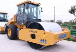 XCMG XS202. Дорожный каток XCMG XS203. Под заказ