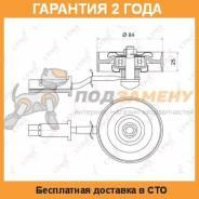 Ролик натяжной навесного оборудования LYNX / PB5019. Гарантия 24 мес.