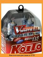 Лампа высокотемпературная KOITO P0746W KOITO / P0746W