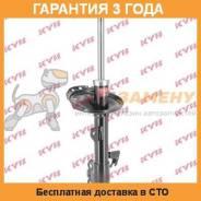 Стойка амортизационная газовая передняя левая KYB / 334400. Гарантия 36 мес.