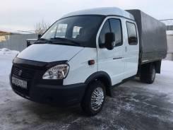 ГАЗ 330232. Продаётся грузовик ГАЗ-330232 Грузовой, с бортовой Платформой, 2 890куб. см., 1 500кг., 4x2