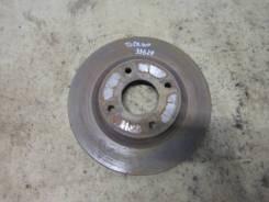 Диск тормозной передний вентилируемый Nissan Tiida (C11) 2007-2014