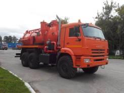 Камаз 43118-50 АКН-10 нефтепромысловая машина вездеход