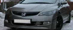 Реснички на фары Honda Civic fd (Цивик) Civic Type R 2005-2010г