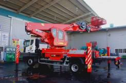 Daewoo Novus. Вышка Horyong SKY450SF на шасси 7 тонн, 2018 г., 5 890куб. см., 45,00м.