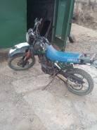 Yamaha XT 250, 1990