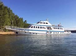 Продается комфортабельный корабль на Байкале