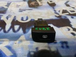 Кнопка обогрева заднего стекла Nissan, Cube Z10, CG13DE