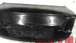 Крышка багажника Renault Fluence Рено Флюенс целая