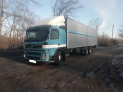 Volvo FM12. Продам грузовой фургон двигатель D-12, 12 000куб. см., 12 000кг., 6x2