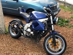 Kawasaki ZZR 400, 1991