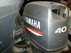 Yamaha. 40,00л.с., 2-тактный, бензиновый, нога S (381 мм), 2013 год